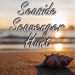 Seaside Scavenger Hunt Logo